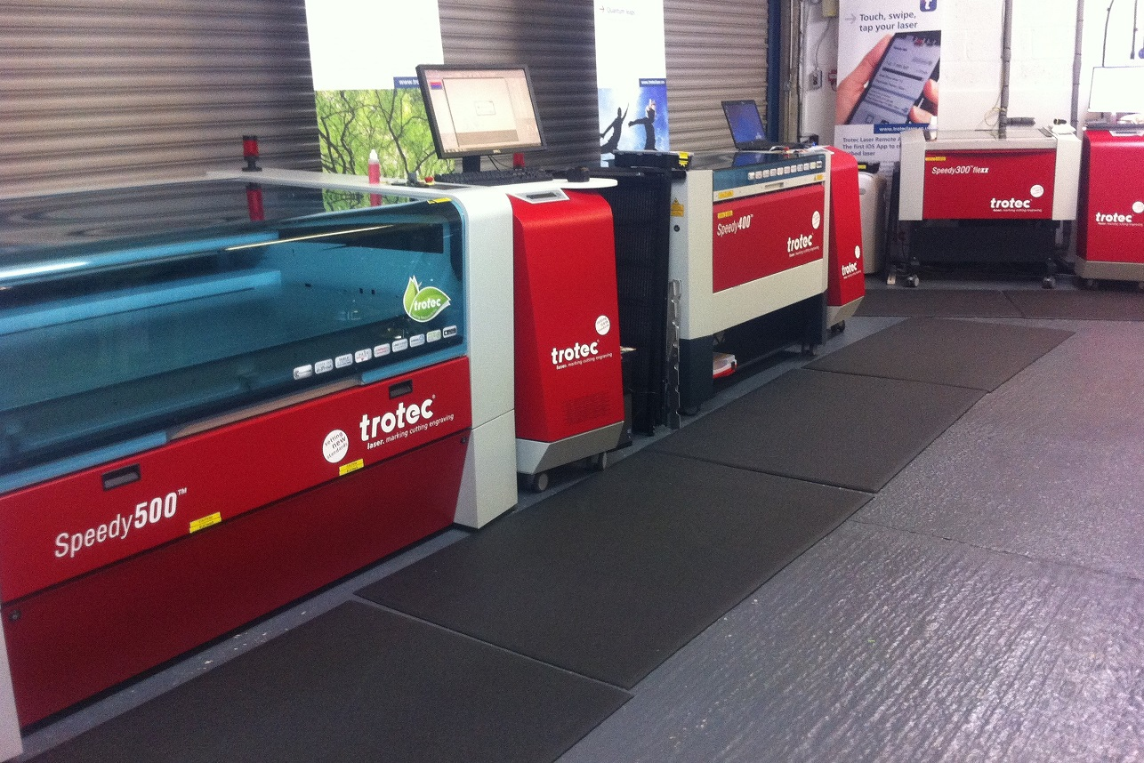 Trotec Laser UK & Ireland- the technological leader in the ...